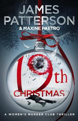 Cover for 19th Christmas by James Patterson