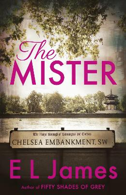 Cover for The Mister by E. L. James