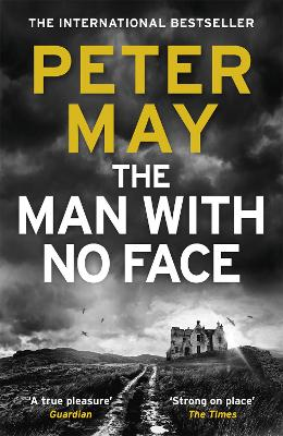 Cover for The Man With No Face by Peter May