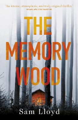 Book Cover for The Memory Wood by Sam Lloyd