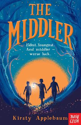 Cover for The Middler by Kirsty Applebaum
