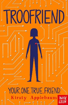 Cover for TrooFriend by Kirsty Applebaum
