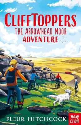 Cover for Clifftoppers: The Arrowhead Moor Adventure by Fleur Hitchcock