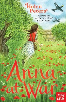 Cover for Anna at War by Helen Peters