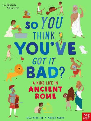 A Kid's Life in Ancient Rome