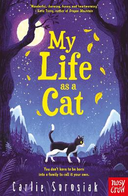 Cover for My Life as a Cat by Carlie Sorosiak