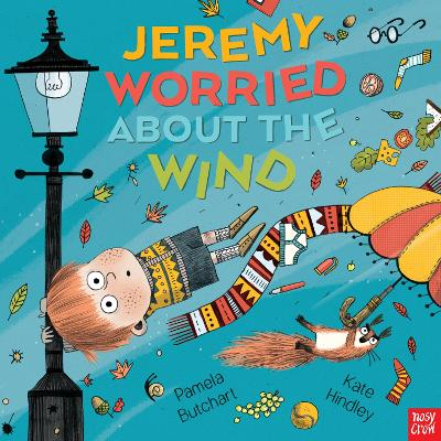 Cover for Jeremy Worried About the Wind by Pamela Butchart