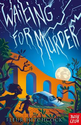 Waiting For Murder by Fleur Hitchcock Book Cover
