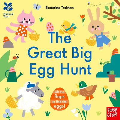 National Trust: The Great Big Egg Hunt