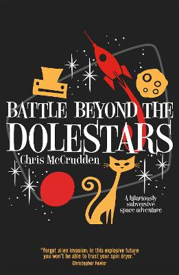 Cover for Battle Beyond the Dolestars by Chris McCrudden