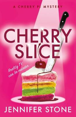 Cover for Cherry Slice by Jennifer Stone