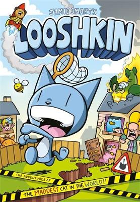 Cover for Looshkin by Jamie Smart