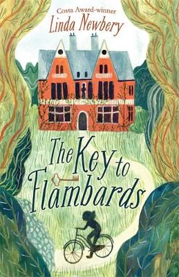 Cover for The Key to Flambards by Linda Newbery