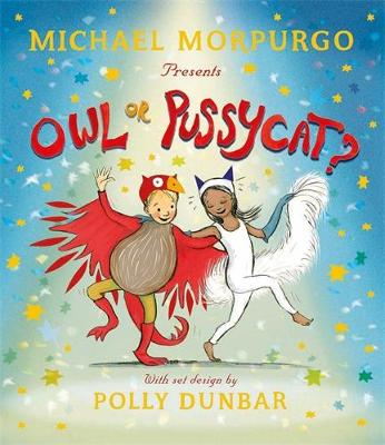 Cover for Owl or Pussycat? by Michael Morpurgo