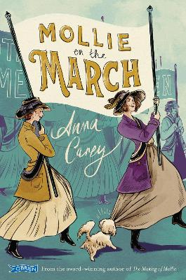 Book Cover for Mollie On The March by Anna Carey