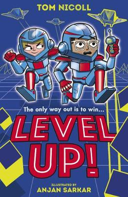 Cover for Level Up by Tom Nicoll