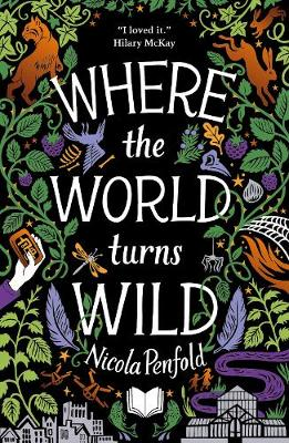 Book Cover for Where The World Turns Wild by Nicola Penfold
