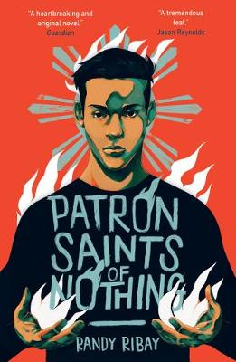 Cover for Patron Saints of Nothing by Randy Ribay