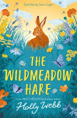 Cover for The Wildmeadow Hare by Holly Webb