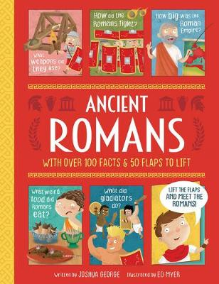 Cover for Ancient Romans by Joshua George