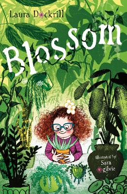 Cover for Blossom by Laura Dockrill