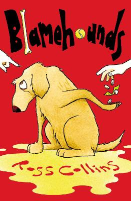 Cover for Blamehounds by Ross Collins