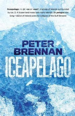 Cover for Iceapelago by Peter Brennan