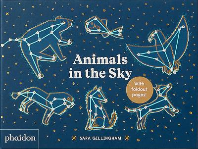 Cover for Animals in the Sky by Sara Gillingham