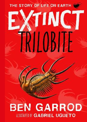 Cover for Trilobite by Ben Garrod