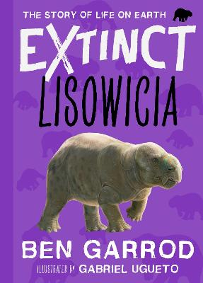 Cover for Lisowicia by Ben Garrod
