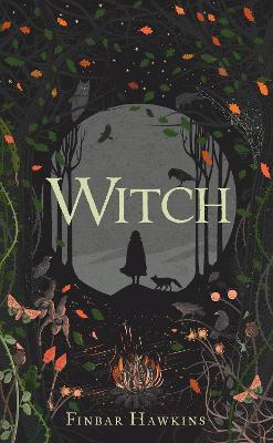 Cover for Witch by Finbar Hawkins