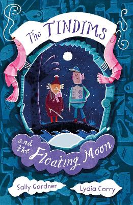Cover for The Tindims and the Floating Moon  by Sally Gardner