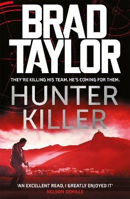 Cover for Hunter Killer by Brad Taylor