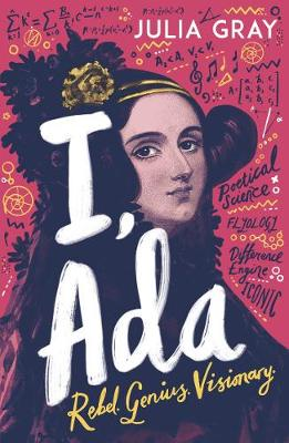 Cover for I, Ada by Julia Gray