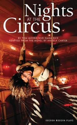 Cover for Nights at the Circus by Angela Carter