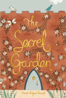 Book Cover for The Secret Garden by Frances Eliza Hodgson Burnett