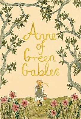 Cover for Anne of Green Gables by L M Montgomery