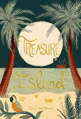 Book Cover for Treasure Island by Robert Louis Stevenson