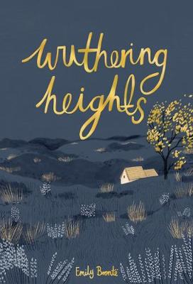 Book Cover for Wuthering Heights by Emily Brontë
