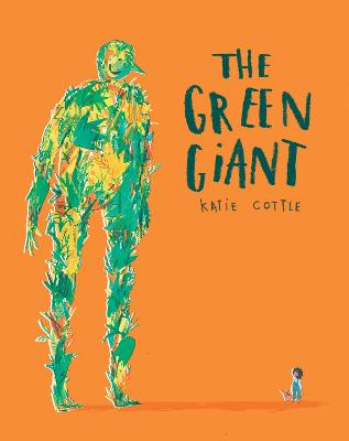 Cover for The Green Giant by Katie Cottle