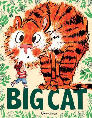 Cover for Big Cat by Emma Lazell