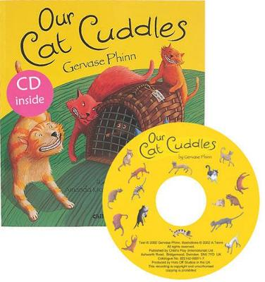 Cover for Our Cat Cuddles by Gervase Phinn