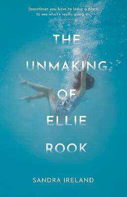 Cover for The Unmaking of Ellie Rook by Sandra Ireland
