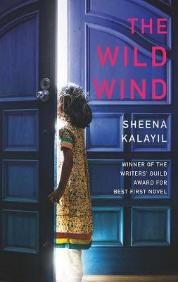 Cover for The Wild Wind by Sheena Kalayil