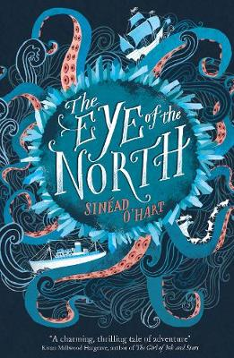Cover for The Eye of the North by Sinead O'Hart