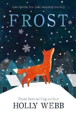 Cover for Frost by Holly Webb