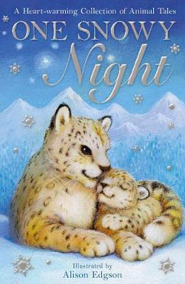 Cover for One Snowy Night by Various Authors