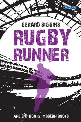 Cover for Rugby Runner by Gerard Siggins