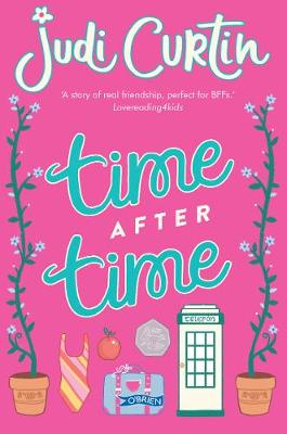 Cover for Time After Time by Judi Curtin