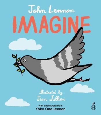 Cover for Imagine by John Lennon, Yoko Ono Lennon, Amnesty International